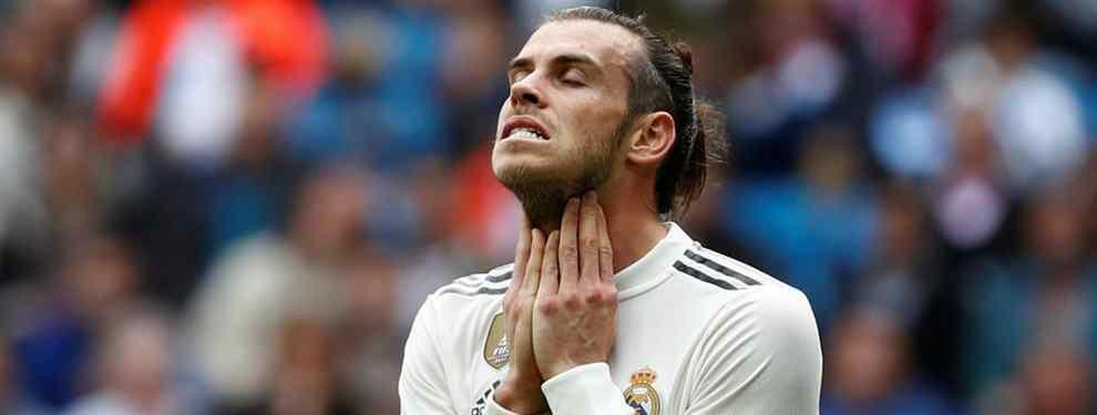 Bale ya tiene nuevo equipo para verano (y el vestuario del Madrid ya sabe quién es su sustituto)