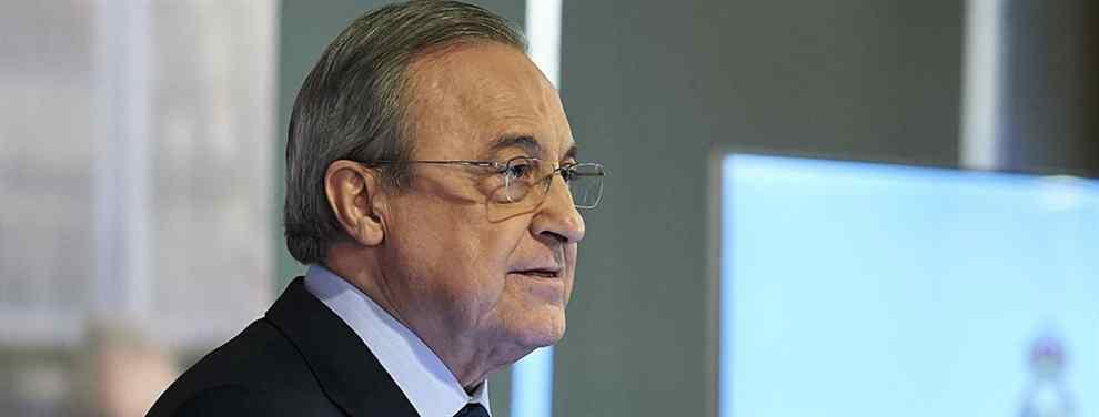 Paso al frente. El Real Madrid ha perdido fuello, pero no la fuerza.  Florentino Pérez tiene decidido incorporar un fichaje estrella para el ataque del Real Madrid en el mes de enero y hay un candidato que sobresale