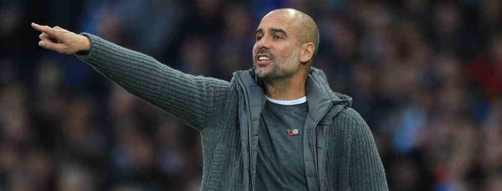 Pep Guardiola comanda el City y la Premier con mano de hierro. El que fuera capo del Barça se ha convertido en la piedra sobre la que el equipo 'citizen' construye el futuro.
