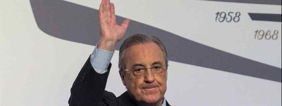 ¡Se lo cargan por independentista! El fichaje que Florentino Pérez no quiere en el Real Madrid