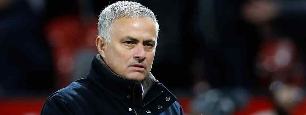 ¿Y si Mourinho hace una locura? 100 millones para llevarse a un galáctico del Real Madrid