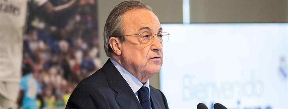 Florentino Pérez hace limpieza: hasta cinco jugadores del Real Madrid preparan las maletas