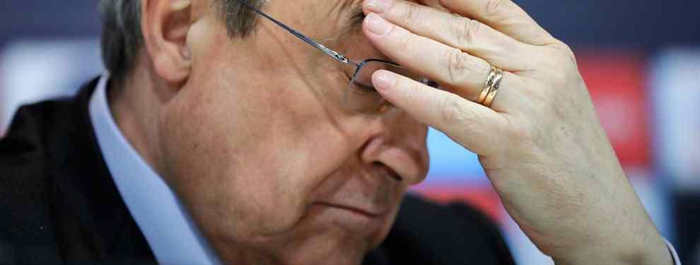 Deja tirado a Florentino Pérez (y al Real Madrid): el último portazo (y es un galáctico)