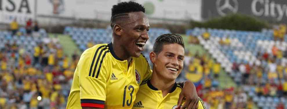 Colombia está de moda en Europa. Los jugadores colombianos ganan fuerza en el Viejo Continente, al punto de situar a uno de sus referentes como el segundo defensa con mayor cotización del mundo.