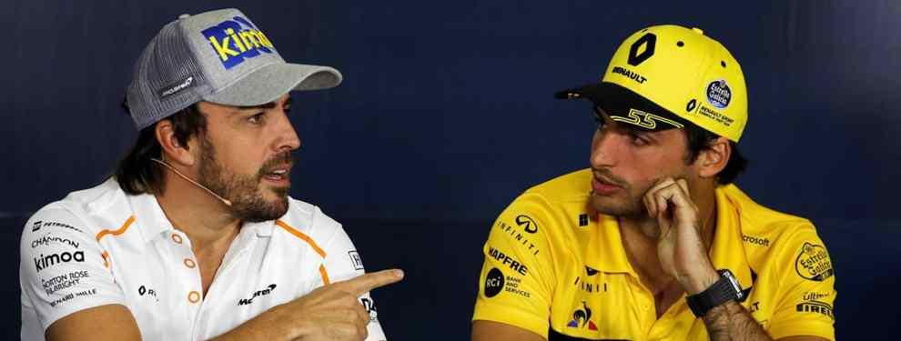Fernando Alonso ya lo sabe: lo que le espera a Carlos Sainz en McLaren