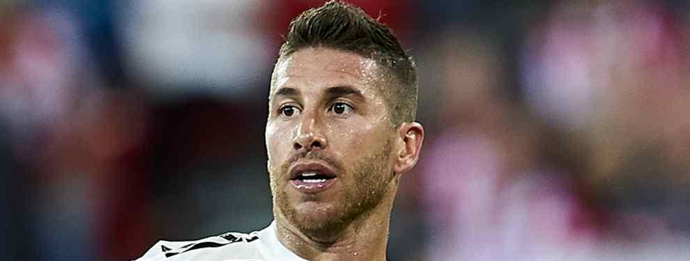 Escándalo Sergio Ramos: no lo tapan ni en el Real Madrid (y huele que apesta)