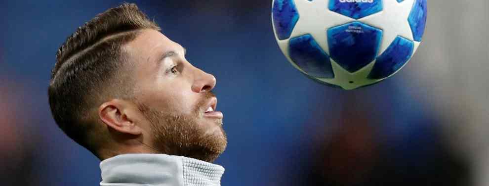 Florentino Pérez pone 80 millones de euros para cargarse a Sergio Ramos en el Real Madrid