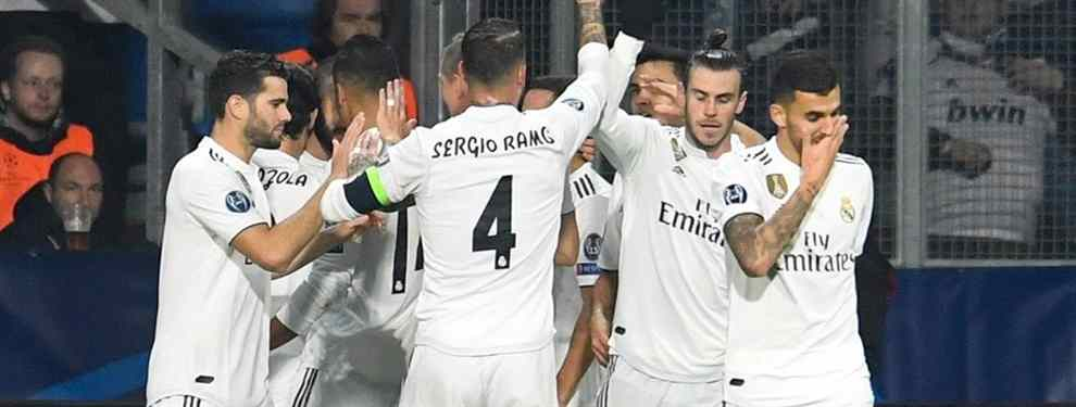 Dulce victoria del Real Madrid en Champions que sirve para sacar conclusiones positivas. A pesar de las bajas, el equipo de Solari no sufrió ante el débil Viktoria Plzen.
