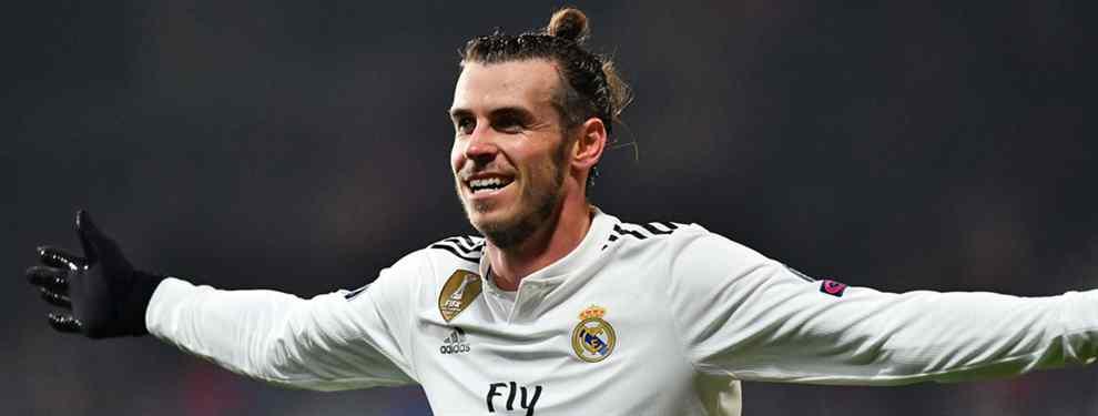 Bale revienta al Real Madrid: la petición (y la amenaza) que deja muerto a Florentino Pérez