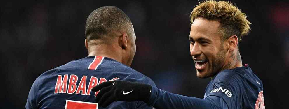 El PSG vuelve a la carga: el fichaje en el Real Madrid para retener a Neymar (y a Mbappé)