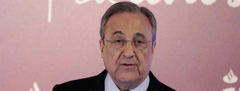 ¡Asusta! El objetivo real de Florentino Pérez para el Real Madrid esta temporada