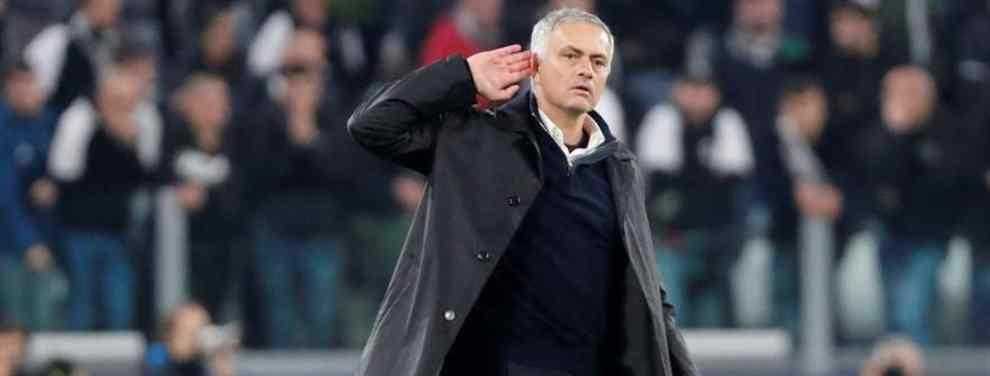 Mourinho pide un fichaje estrella (y sorprendente) a Florentino Pérez para ir al Real Madrid