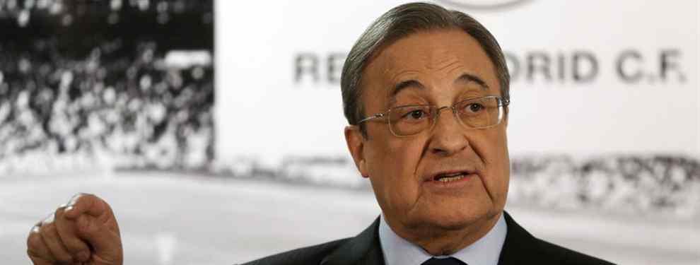¡300 millones! Florentino Pérez tira la casa por la ventana en el Real Madrid (y no son para Neymar)