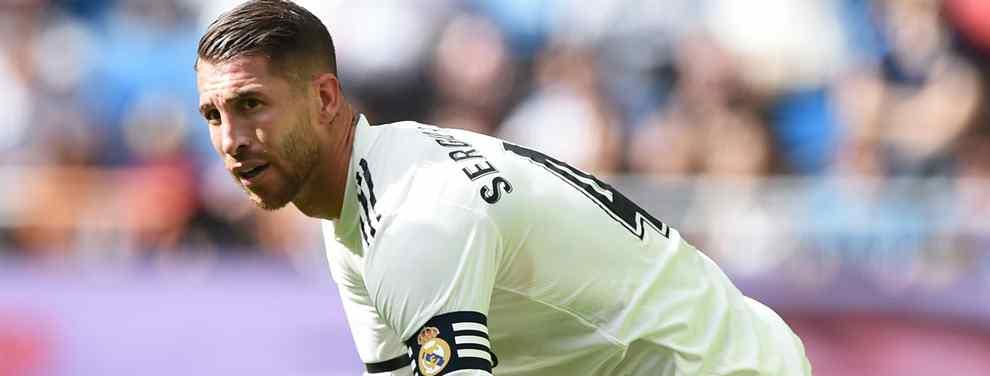 Es mejor que Neymar: Sergio Ramos pide un trueque a Florentino Pérez