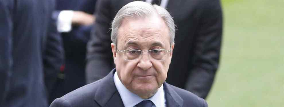 Cerrado: Florentino Pérez ata el primer fichaje del Real Madrid para enero