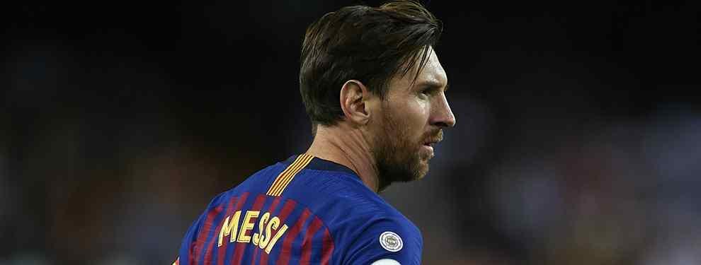 Leo Messi es el líder. El astro argentino, ya con el brazalete de capitán, ha asumido toda la responsabilidad en el Barcelona, si es que no la tenía antes. Los fichajes, su asignatura favorita.