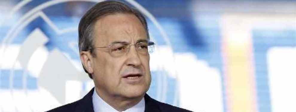 ¡Fichado! Florentino Pérez paga (y es para enero): el crack que hace la maleta para ir al Madrid!