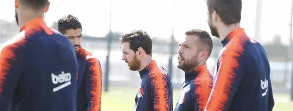 La llamada de Messi que cerró las puertas a una venta en el mercado de invierno