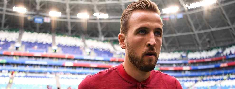 Harry Kane puede cambiar de aires el próximo año (y no será para ir al Real Madrid)