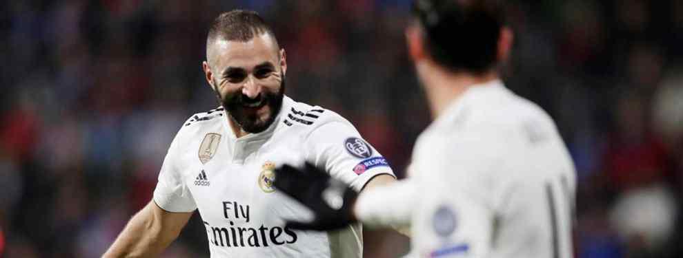 Benzema ha sido decisivo en el Celta de Vigo-Real Madrid y parece que le ha recordado al mundo el tipo de delantero que es, uno que prima la técnica individual y el entendimiento del juego por encima de los goles