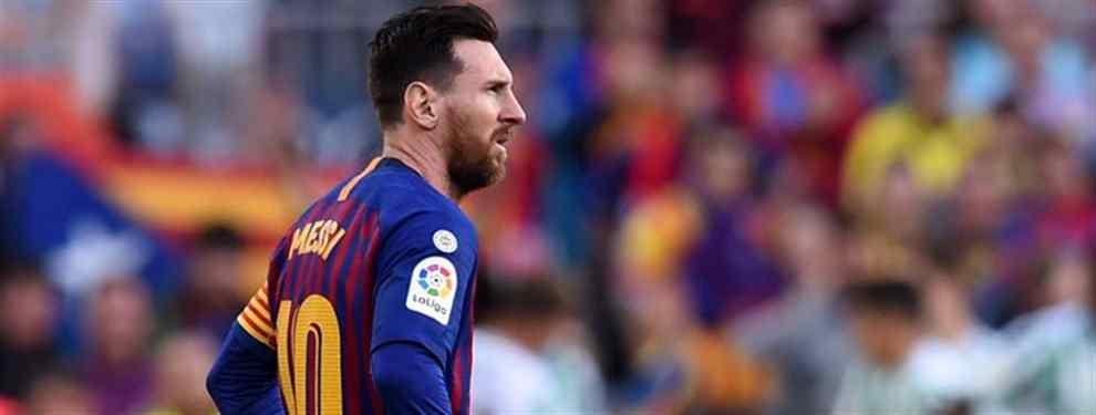 Messi lo tiene claro: la posición que pide reforzar al Barça (y hay un favorito)