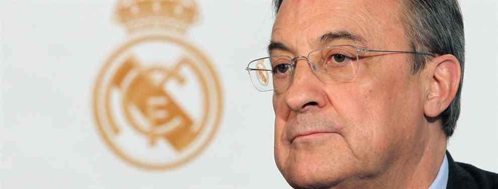 Florentino Pérez sacrifica a una pieza del Real Madrid para cerrar un fichaje