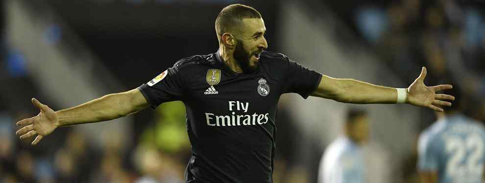 Florentino Pérez no se deja engañar. A pesar de las últimas actuaciones de Karim Benzema, el presidente sabe que el Real Madrid necesita un delantero como el comer para la próxima temporada.