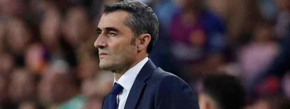 El futuro de Ernesto Valverde corre serio peligro. Independientemente del resultado del fin de semana, que tampoco acompaña -derrota ante el Betis en el Camp Nou- el extremeño acaba contrato en verano y tiene dudas.