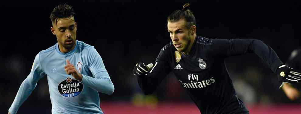 Bale lo pide a Florentino Pérez: el fichaje de la Premier (y hay sorpresa) que quiere en el Madrid