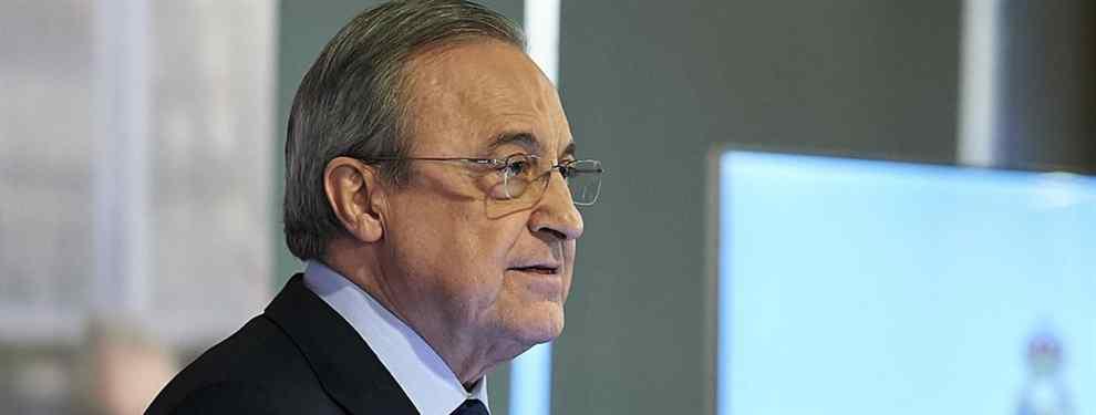 Lío en el Real Madrid: Florentino Pérez da un ultimátum a un peso pesado