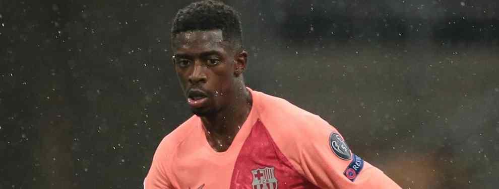 Florentino Pérez conoce el mayor escándalo de Dembélé en el Barça: ¡Ojo a la bomba!