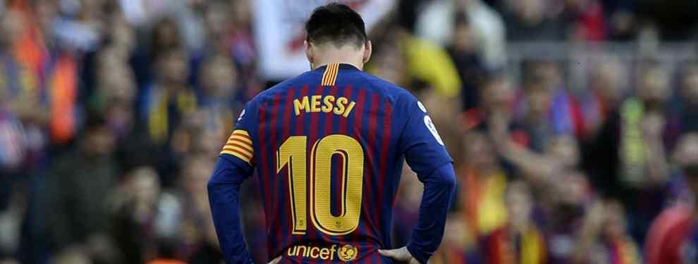 Messi lo quiere: la bomba para revolucionar el Barça (y ya negocian)