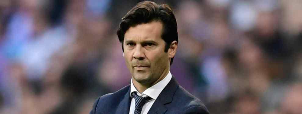 Santiago Solari ha llegado para quedarse, al menos hasta enero.  El nuevo técnico blanco pasa revista a la tropa y marca las carencias al presidente, Florentino Pérez. Y, entre ellas, una.