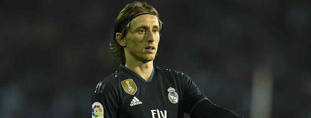 El Inter de Milán viene a por Modric (y a por otra estrella galáctica)