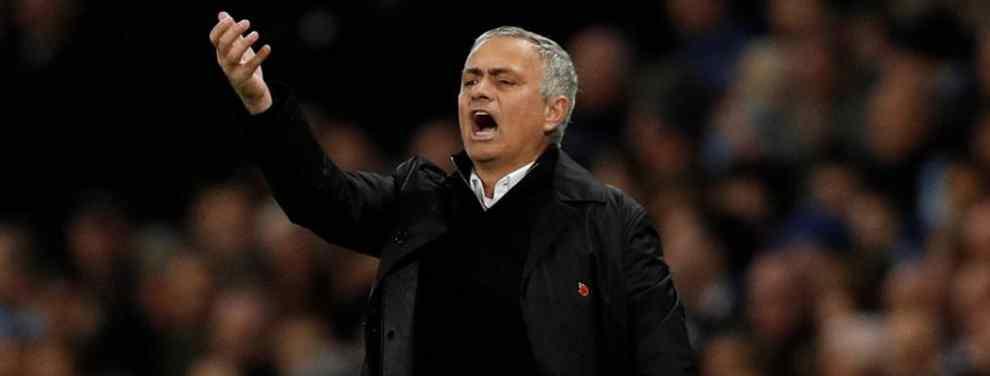 Empaquetado. Mourinho tiene un problema en el Manchester United y cada vez de mayor peso.  Alexis Sánchez ha pasado de ser un fichaje estrella en Old Trafford a un bulto molesto.