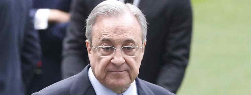 Florentino Pérez cierra el primer fichaje del Real Madrid para enero (y no es Mario Hermoso)