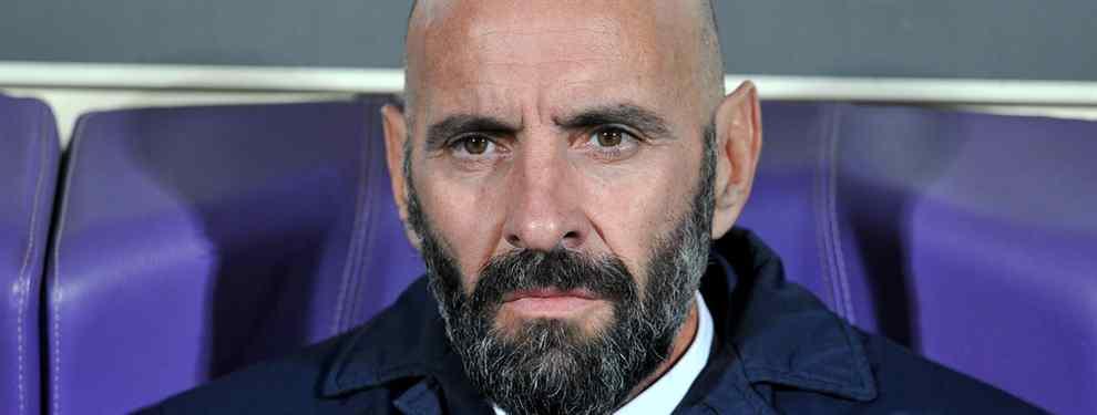 Monchi, director deportivo de la Roma, sigue mirando a España. El que fuera 'capo' del Sevilla es blanco de críticas en Italia, donde la escuadra 'giallorossa' ocupa la sexta plaza en la Serie A.