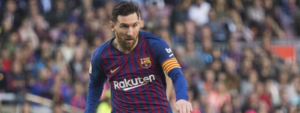Bombazo: la nueva opción del Barça para el lateral derecho (y Messi no lo quiere ni ver)