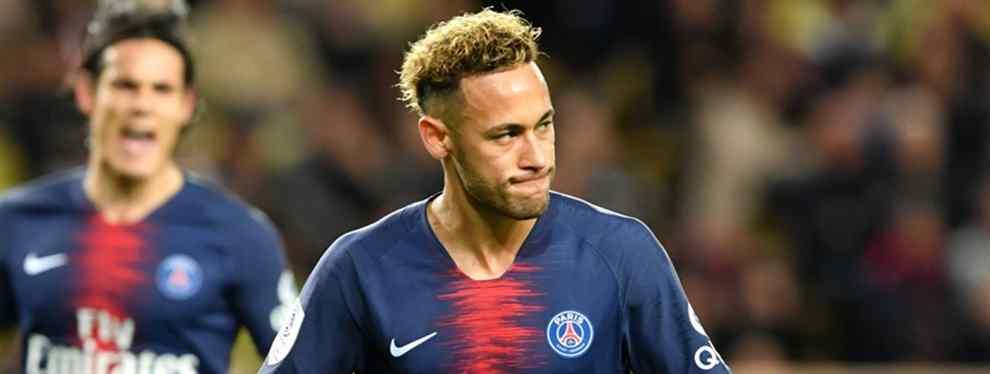 Neymar pide tres fichajes (y una sorpresa) para cambiar al PSG por el Real Madrid