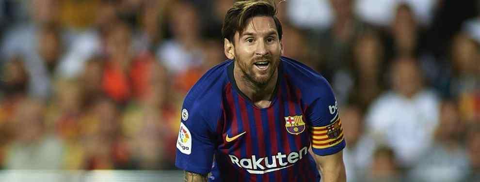 Luis Suárez alucina. Y Messi más: el Barça tiene un tapado bomba (y 'low cost') para junio