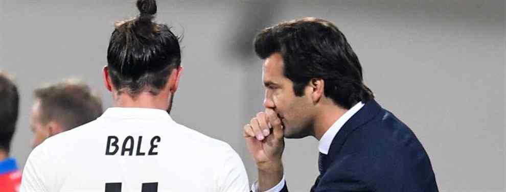 Gareth Bale vuelve a ser protagonista en el Real Madrid. Y no por su rendimiento en el terreno de juego, que está muy lejos del esperado. El galés está de nuevo en un problema gordo.