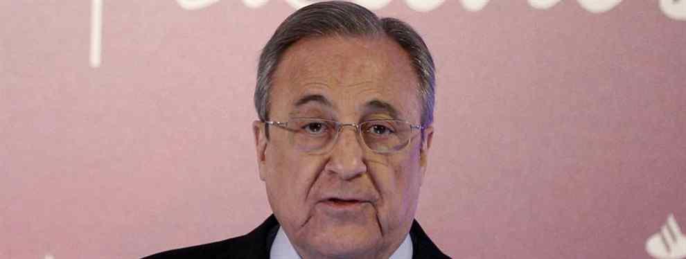 ¡Quiere quitárselo al Barça! La negociación secreta de Florentino Pérez en el Real Madrid