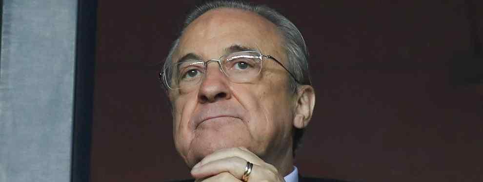 Florentino Pérez no va a debilitar al Real Madrid, al contrario. La idea del presidente blanco es dotar al equipo con más madera desde ya. También en el mercado de invierno.