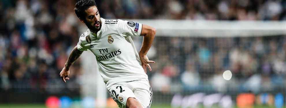 Isco tiene precio: Florentino Pérez acuerda la venta del crack del Real Madrid