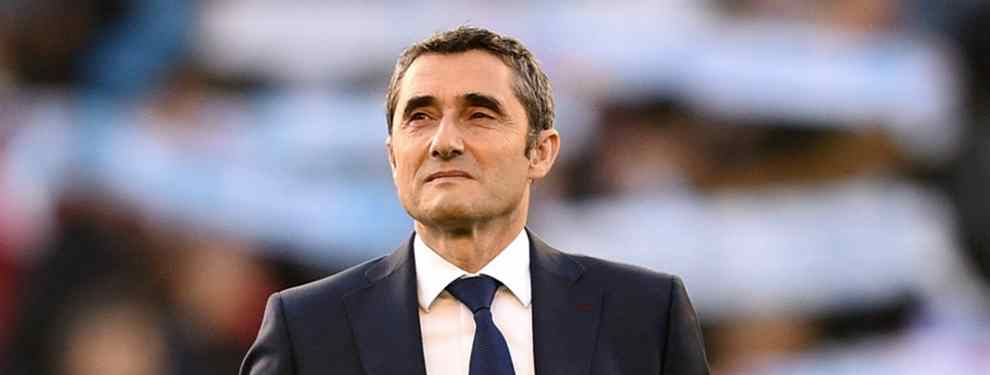 La lista de candidatos para sustituir a Valverde en el Barça a final de temporada (y hay sorpresas)