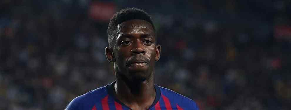 La nueva novia de Dembelé que compite con el PSG para llevarse al crack del Barça en enero