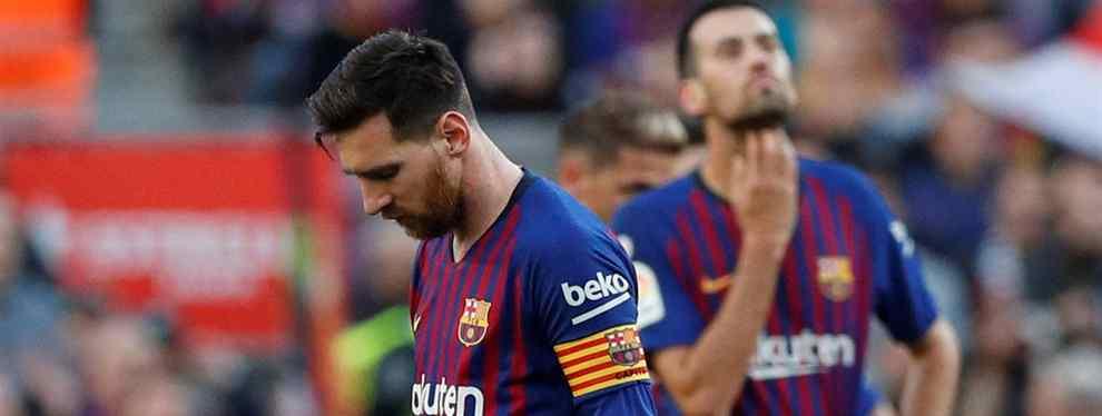 Los equipos grandes empiezan a planificar la temporada siguiente con un tiempo considerable de anticipación, este es el caso del FC Barcelona que ha empezado a estructurar la plantilla con la que contarán para la temporada próxima