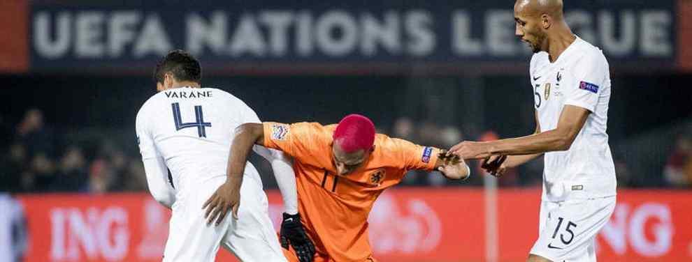 A Raphaël Varane le ha tocado sufrirlo y ha recomendado de inmediato a Florentino Pérez que lo tome en cuenta como fichaje futurible al corto plazo antes de que otro equipo tome la iniciativa.