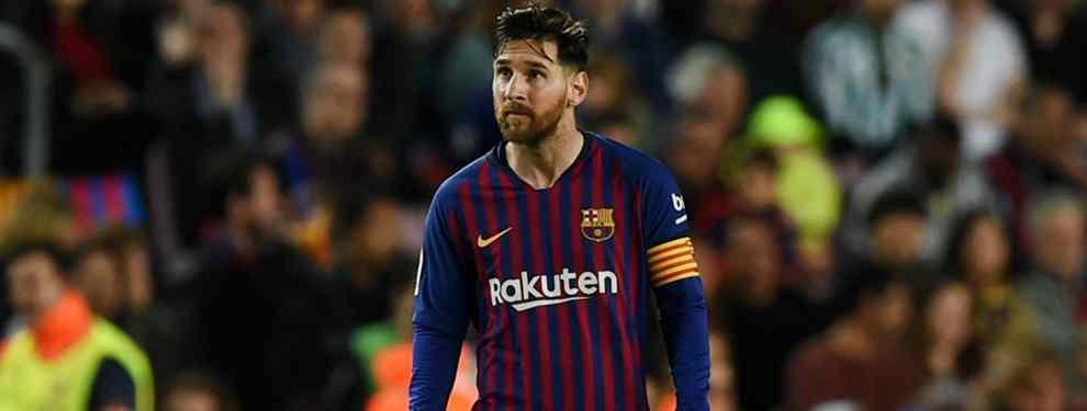 Leo Messi no se queda de brazos cruzados. Tras escuchar los últimos rumores sobre los fichajes que pretende cerrar el Real Madrid, el astro argentino ha solicitado a la directiva del Barça pasar a la acción.