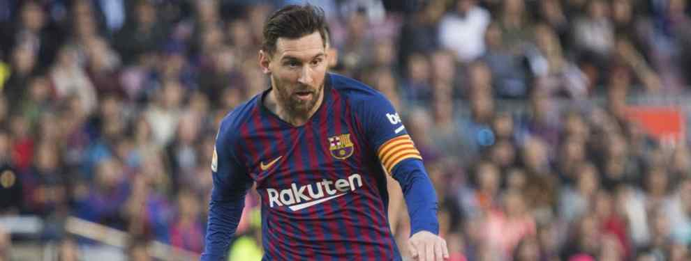Así será la camiseta del Barça 2019-20 que llevará Messi, Luis Suárez y compañía